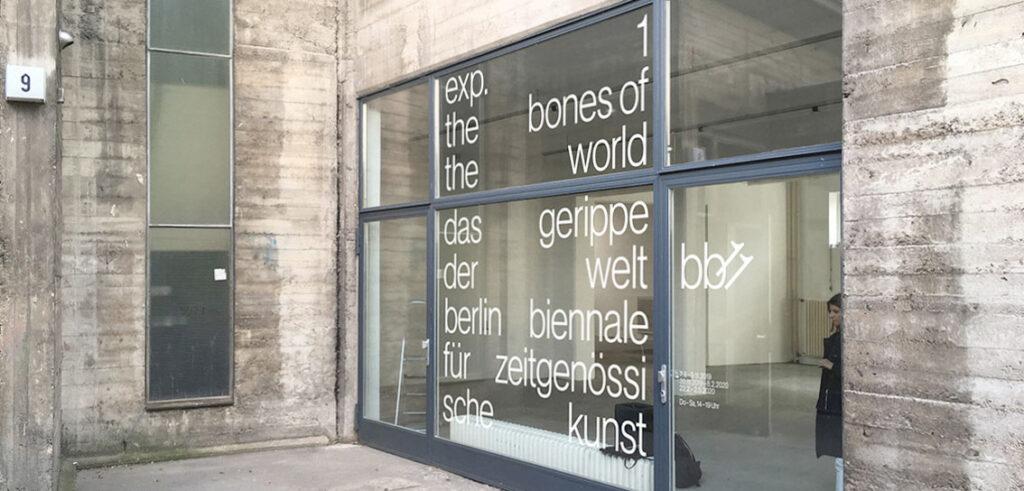 """""""Die Remise"""" auf der 11. Berlin Biennale für zeitgenössische Kunst"""
