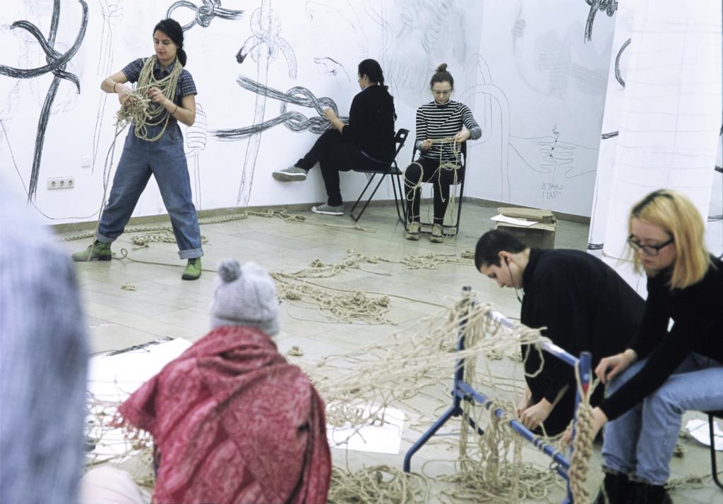 Relay – Neue Herausgeberschaft Kunsthochschule Mainz