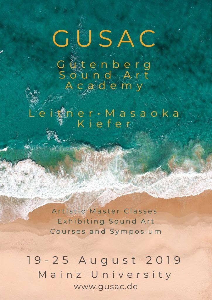 GUSAC – Gutenberg Sound Art Academy