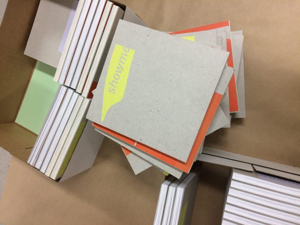 Rundgang 2018, Katalog Release SHOWME