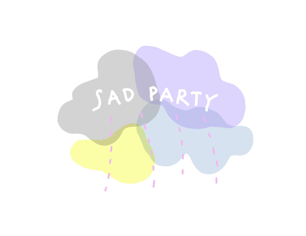 Rundgang #21, sad party, Online Livestream