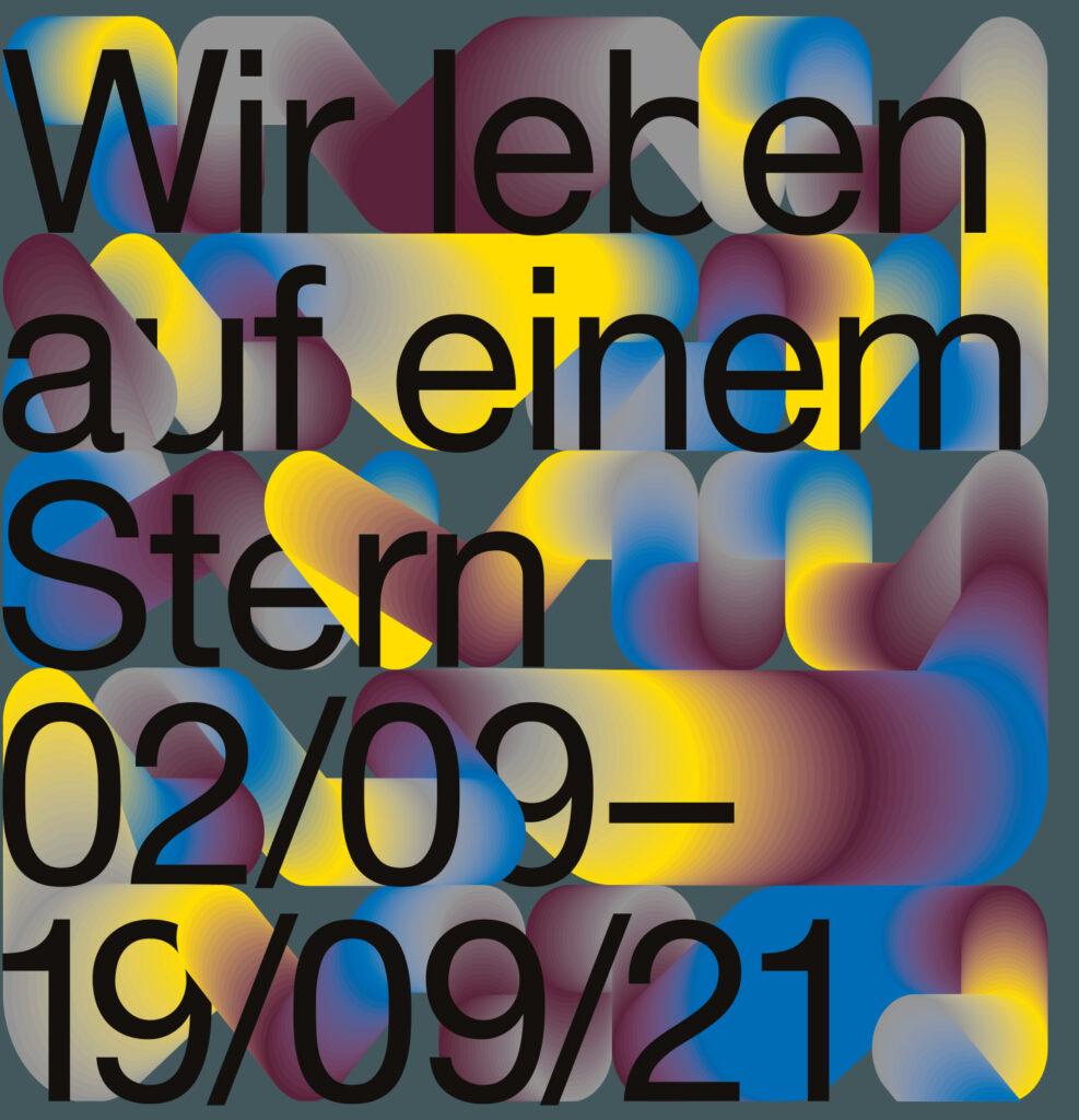 Wir leben auf einem Stern, Künstlerinnengespräch mit Alina Röbke, Kara Hondong, Helena Walter und Lina Louisa Krämer (Kuratorin Kunsthalle Mainz)