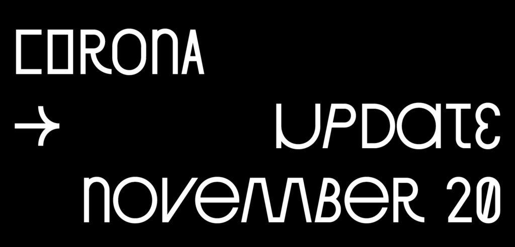 Corona-Pandemie Maßnahmen / Update 31.10.20