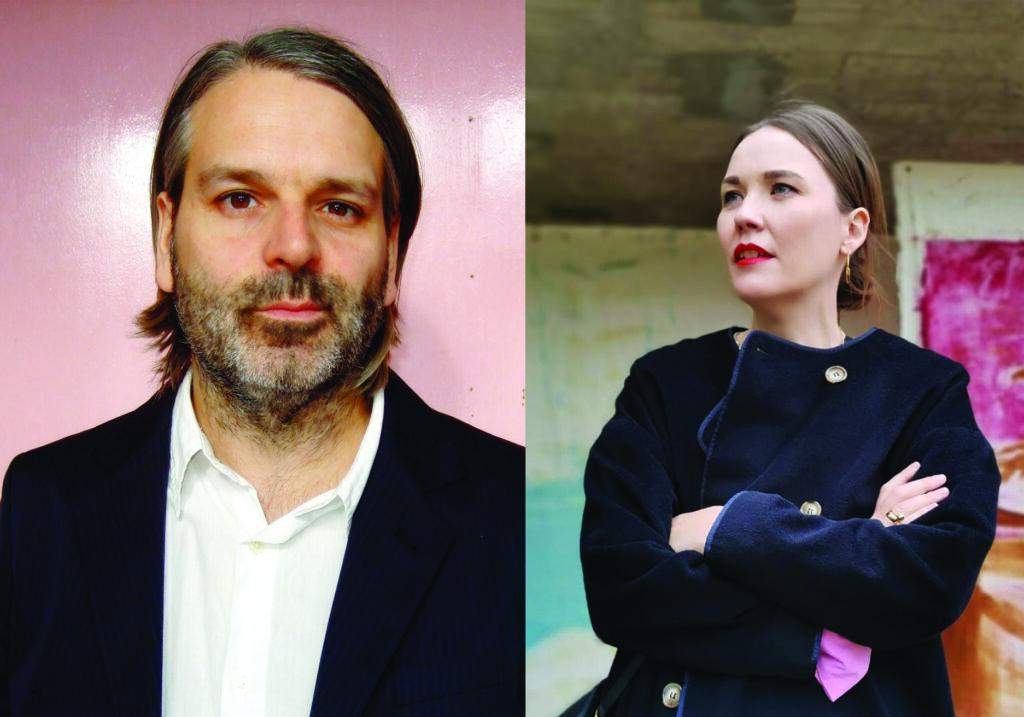 Exhibition Design Workshop with Rodney LaTourelle and Louise Witthöft