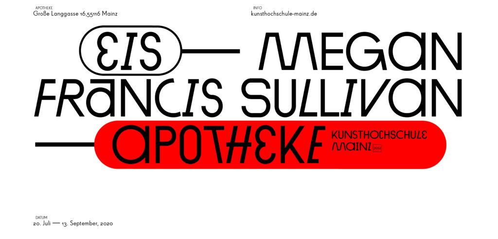 Eis, Megan Francis Sullivan – Apotheke