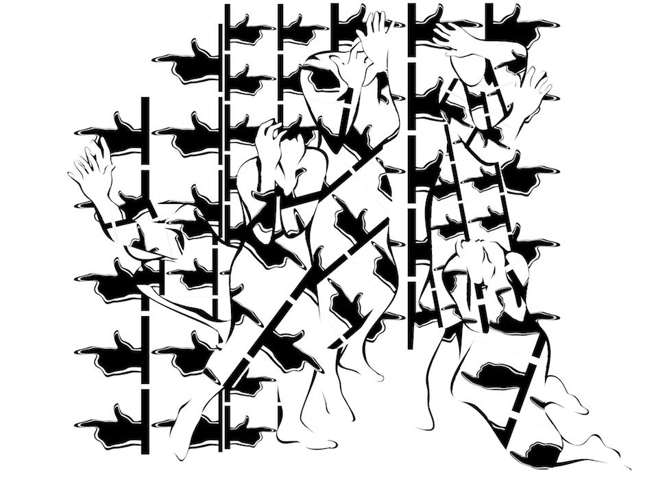 "PARASTOU FOROUHAR ""LIMBO"", Galerie Karin Sachs, München"