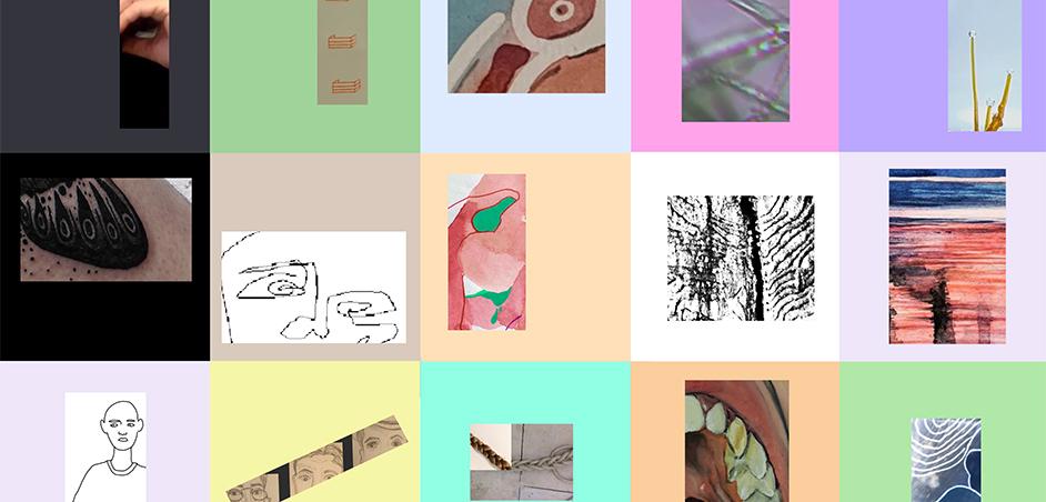 Little Data, virtuelle Ausstellung der Klasse Sullivan