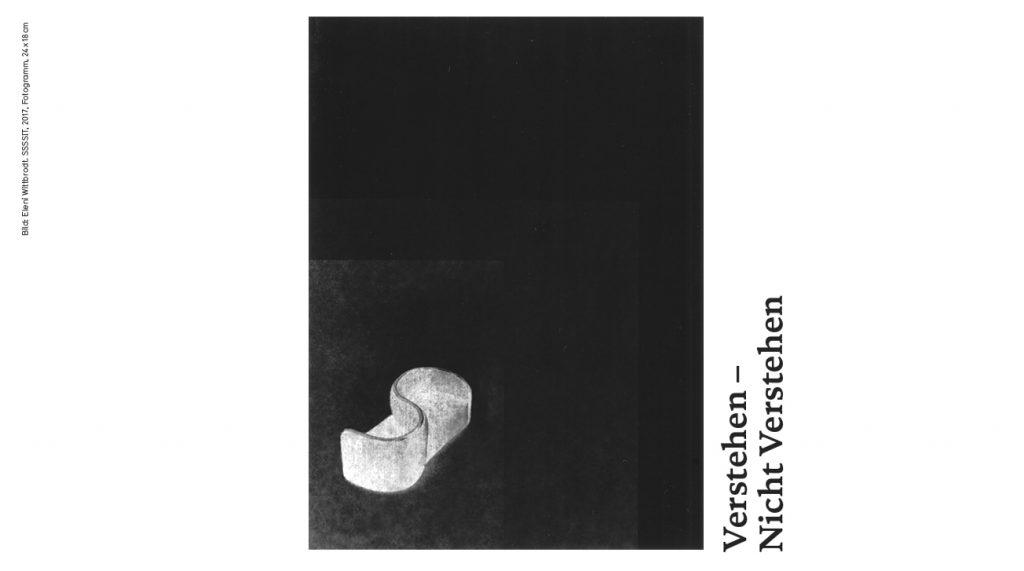 Ausstellung Verstehen – Nicht Verstehen, Bruderholz/Basel Schweiz
