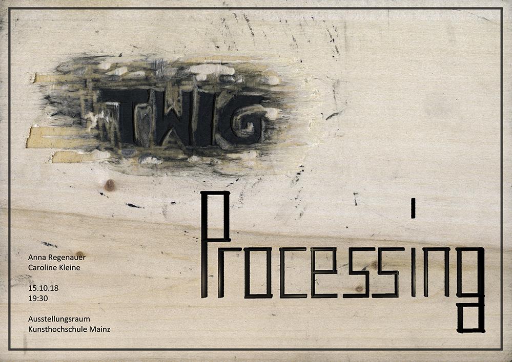TWIG Processing, Anna Regenauer und Caroline Kleine